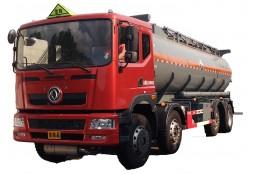 WXQ5320GFWE5型腐蚀性物品罐式运输车